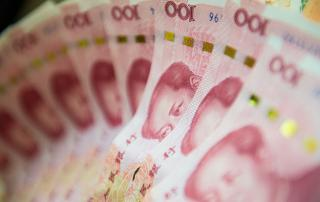 China flags US$150bln in 9mths heading for bets overseas