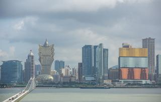 Macau gaming tax take nearly US$12bln to October