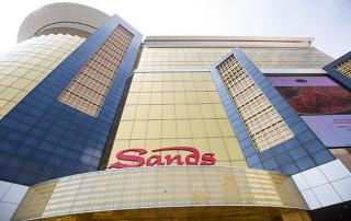 Grant Chum now Sands China COO, Wong remains president