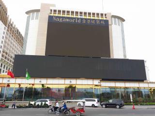 Cambodia casino law reasonable on tax: NagaCorp chair