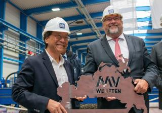 Genting HK starts construction of new Global Class ship