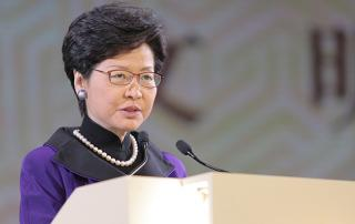HK-Singapore travel bubble imminent says Carrie Lam