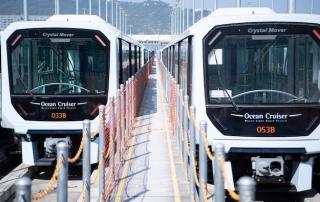 Taipa-Cotai rail to chalk 20k journeys daily: Macau govt