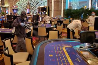 Macau casinos to reopen at halved gaming capacity: DICJ
