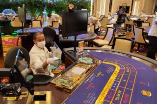 Macau casinos open for social, not biz reasons: consultant