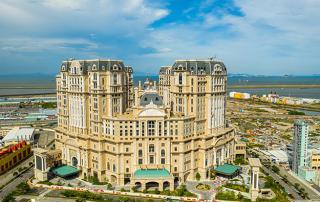 Grand Lisboa Palace backer SJM taps circa US$1bln in notes