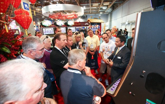 What to see at G2E Asia 2014