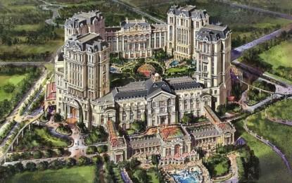 SJM Holdings commits US$3.5 bln to Lisboa Palace so far
