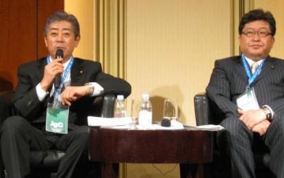 Japan politicians play down casino bill passing