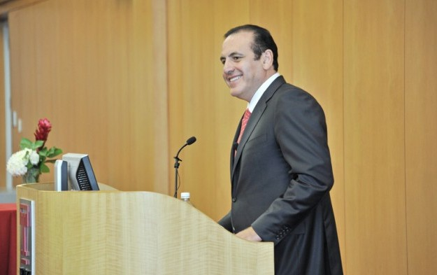 Executive leading Wynn Palace casino project resigns