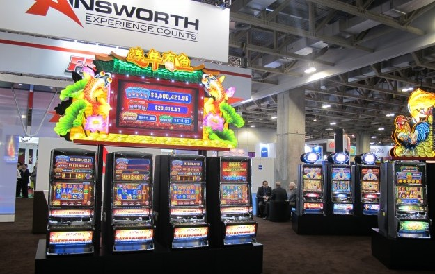 Ainsworth annual profit up 18 pct