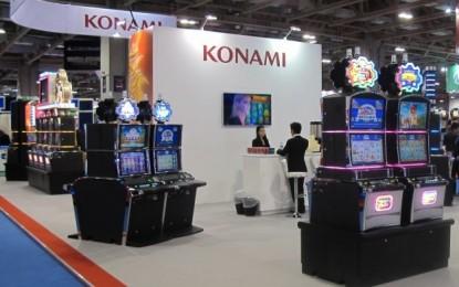 Konami launches subsidiary eyeing Japan casino investment