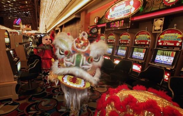 'Asians' account for 12 pct of Las Vegas visitors