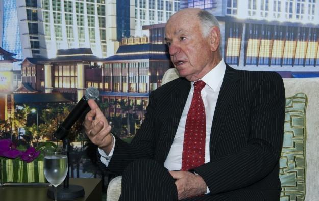 Las Vegas Sands president to retire