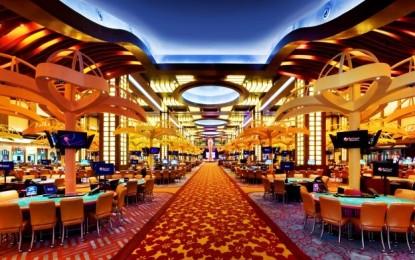 Singapore new leader of gambling spend per capita