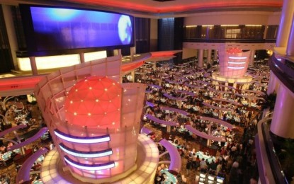 Sands China leads Macau market in May