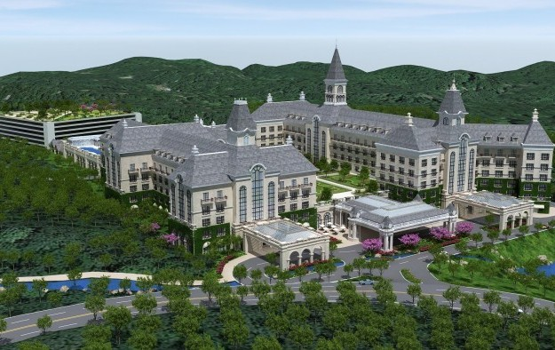 Genting gets backing for Tuxedo casino