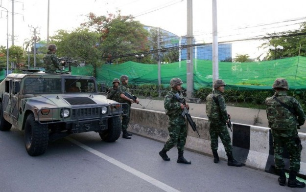 Thai coup could squeeze border casinos