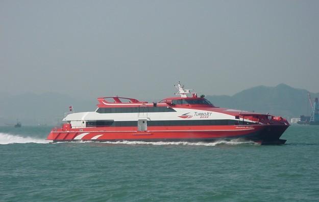 Speed is money in Macau ferry business