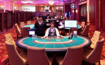 Many Macau, Singapore residents wish to work at casinos: survey