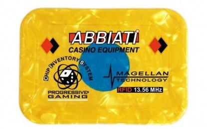 Abbiati brings latest advances in RFID to G2E Asia