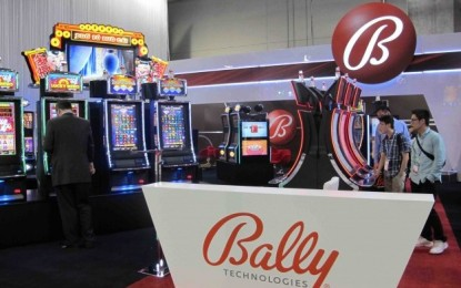 Bally launches progressive link Nevada-New Jersey