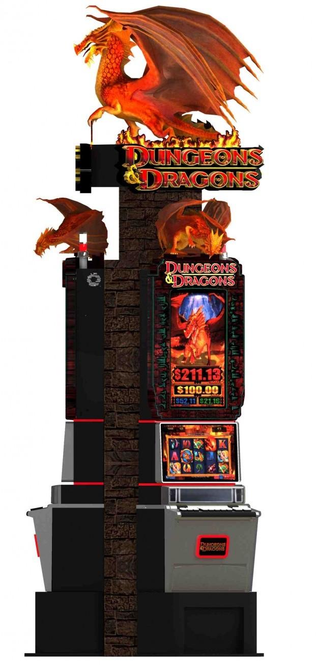 'Dungeons and Dragons' – Konami Gaming Inc