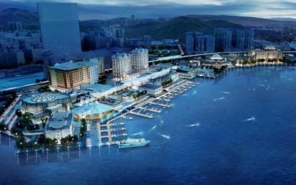 Fisherman's Wharf's revamp 'ahead of schedule'