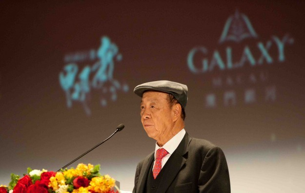 Galaxy Entertainment gives Lui family share options, awards
