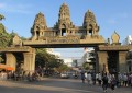 Cambodia borders shut for outbound travel: reports