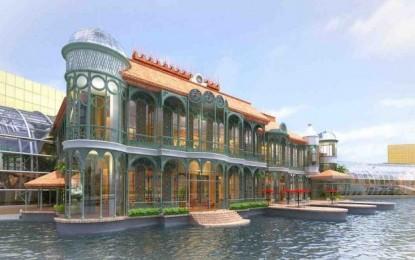 Okada to complete Manila casino by 2017: report