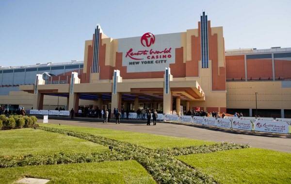 Genting breaks ground on hotel for New York casino