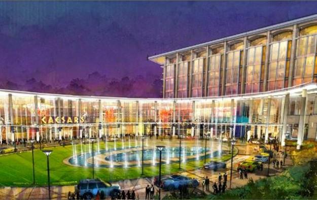 Caesars plans US$880 mln New York casino