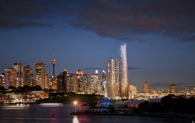 NSW gives conditional planning nod to Crown Sydney