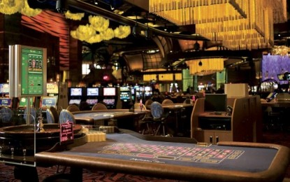 Bally wins largest table game progressive order in U.S.