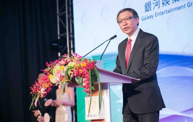 Trade war might hurt Macau gaming: Francis Lui