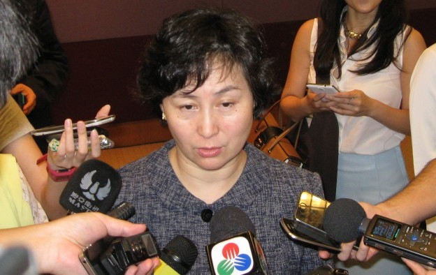 Macau labour crunch hinders on job training: Pansy Ho