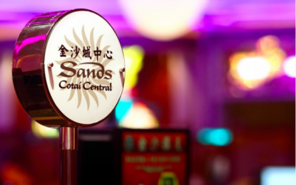 Sands China new US$2bln unsecured loan facility