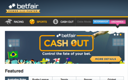 Crown pays US$9.3 mln for full ownership of Betfair Australasia