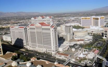 Caesars announces deal to cut debt by about US$550 mln