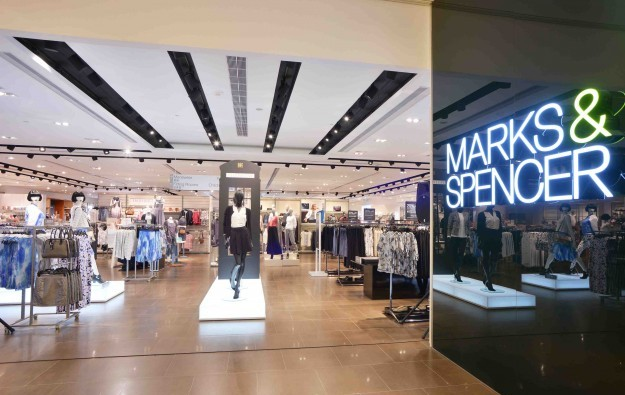Marks & Spencer anchor for Cotai Central mall phase 3