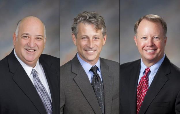 Konami Gaming promotes four executives