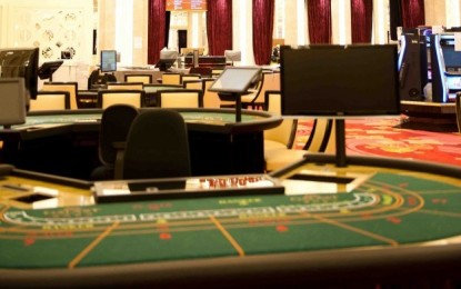 Macau casino GGR down 8.5pct in Nov: govt