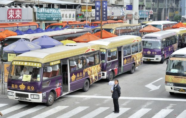 Govt urged to cut Macau casino shuttle routes, frequency