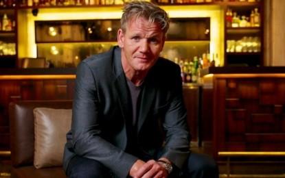 Marina Bay Sands partners with celebrity chef Gordon Ramsay