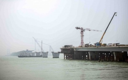 Faulty piles further delay HK-Zhuhai-Macau Bridge: reports