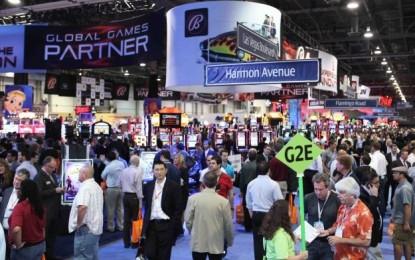 G2E 2015 starts in Las Vegas today