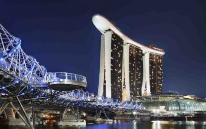 LVS assessing AML controls at Marina Bay Sands: report
