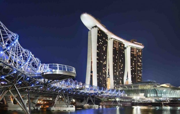 Marina Bay Sands casino licence renewed