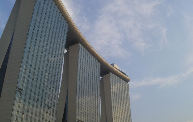 Marina Bay Sands could gain from HK uncertainties: DB